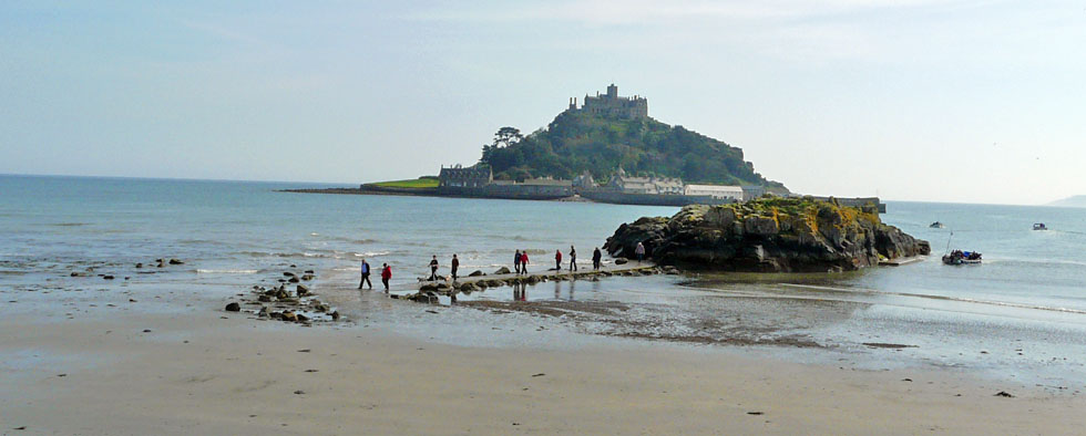 St Michael Mount Cornwall